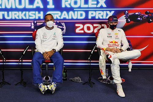 """Albers: """"Türkiye'de Hamilton şanssızdı ve Verstappen formunda değildi"""""""