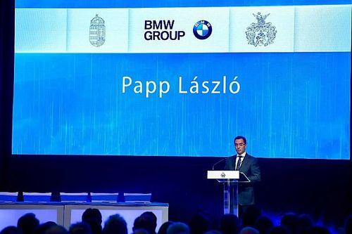 Így halad a debreceni BMW-gyár építése jelenleg