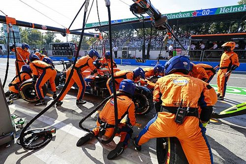 Pitstop times compared: Formula 1, NASCAR, WEC and more