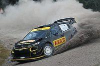 WRC: iniziati oggi in Sardegna i test sulle gomme 2021