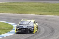Cindric tops Allmendinger in final Xfinity practice at IMS