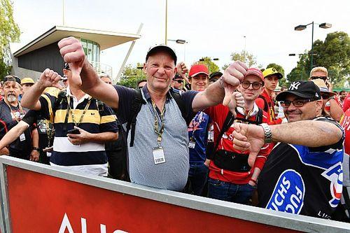 "Australian GP boss explains ""timing"" confusion"