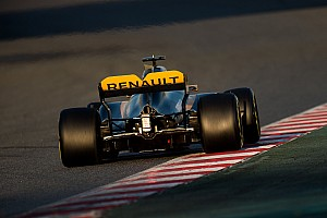 Formula 1 Breaking news Renault would welcome budget cap for F1 engine manufacturers