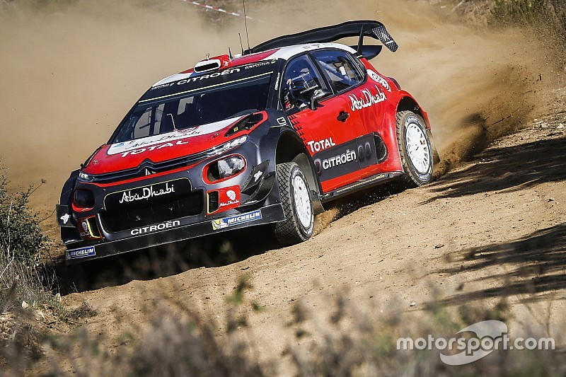 """Loeb insists """"nothing decided"""" after Citroen gravel test"""