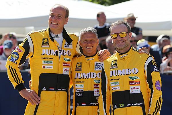 """Le Mans Nieuws Lammers: """"Barrichello maakte me een betere autocoureur"""""""
