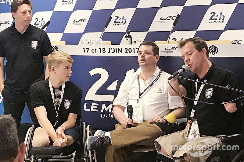 Monger joins Sausset for planned Le Mans 2020 programme