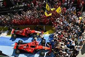 Forma-1 Kommentár Ezért nem kapott szabad utat a Ferraritól Kimi Räikkönen!