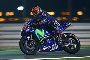 MotoGP Test Test Qatar, Day 2: Vinales detta il ritmo tra tante cadute alle 21
