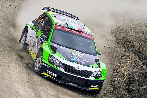 Il team Motorsport Italia al via del Rally d\'Argentina con Benito Guerra