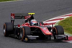 فورمولا 2 تقرير الإختبارات فورمولا 2: ألبون يتصدّر اليوم الثاني من تجارب برشلونة