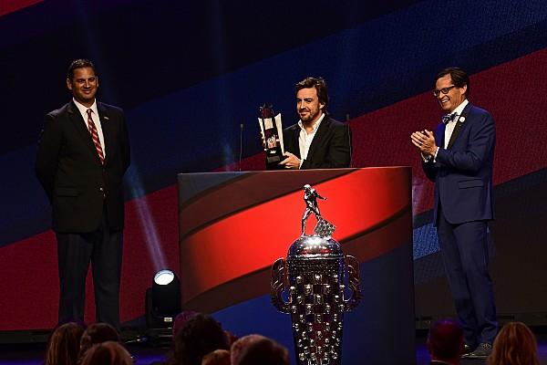 IndyCar Alonso raih gelar Rookie of the Year Indy 500