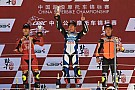 其他摩托车赛 罗焌杰勇登CRRC鄂尔多斯站领奖台