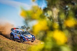 WRC Leg звіт Ралі Іспанія: Міккельсен виграв перше коло гонки