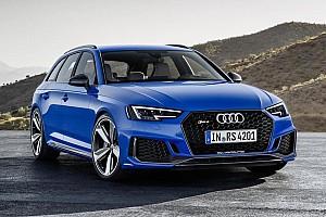 Auto Actualités Voici la nouvelle Audi RS 4!