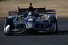 IndyCar ソノマ初日:年間首位のニューガーデンが連続トップ。琢磨9番手