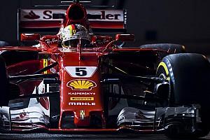 Fórmula 1 Relato de classificação Vettel derrota Red Bull e crava pole em Cingapura