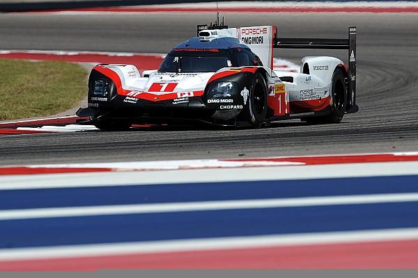 Porsche se lleva la pole del WEC en Austin