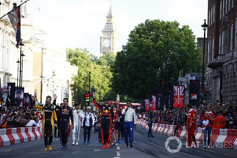 Brown dice que un GP de Londres no es tarea fácil