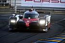 Porsche superó a Toyota en los entrenamientos de Le Mans