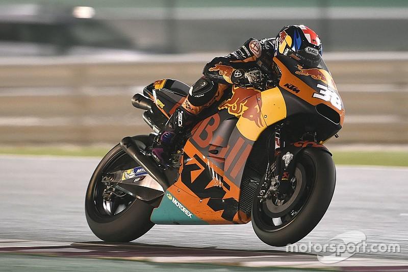 В KTM не достигли цели своей первой гонки в MotoGP
