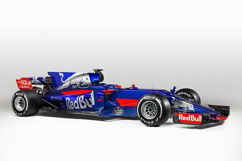 Toro Rosso dévoile la STR12