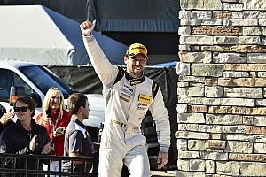 PWC Race report Virginia PWC: Star turn Jamin dominates GTS opener