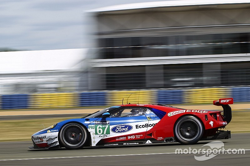 "Tincknell tired of sandbagging claims from ""anti-Ford brigade"""