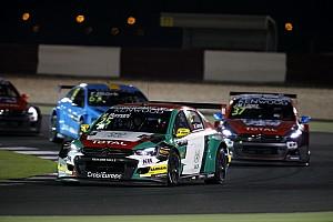 WTCC Race report Qatar WTCC: Bennani leads Bjork in season finale