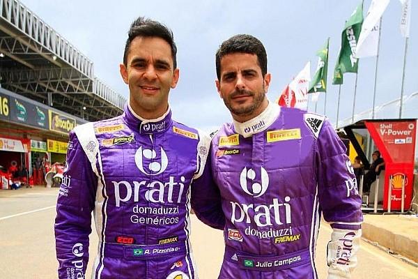 Com apoio conhecido, Mattheis reúne Campos e Pizzonia