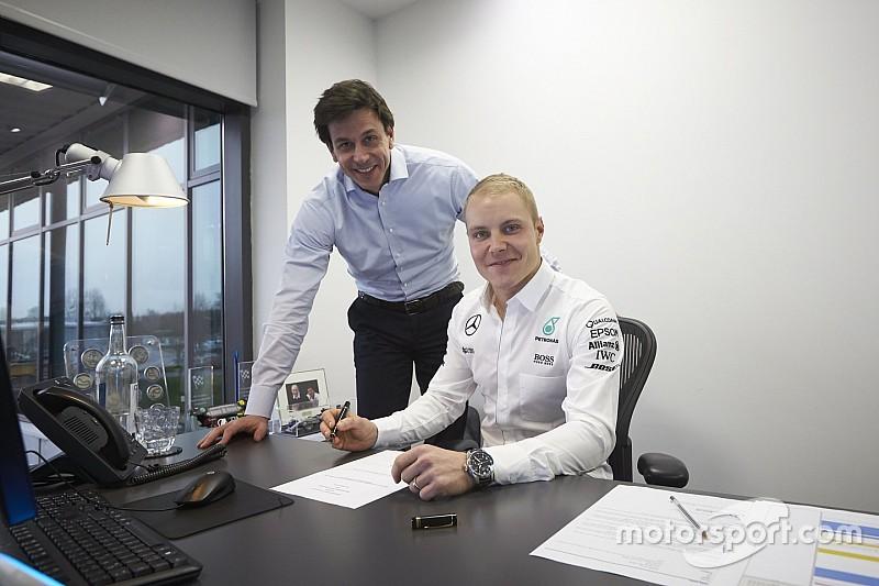 Вольф объяснил, почему Mercedes выбрала Боттаса