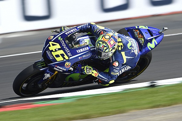 MotoGP Breaking news Rossi tests at Misano in potential Aragon return bid