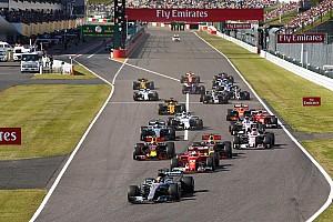 F1 divulga lista final de inscritos para temporada de 2018