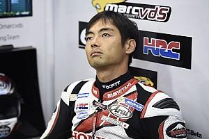 Moto2 Breaking news Honda tester Aoyama gets Moto2 team manager role