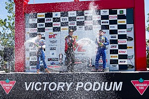 PWC Race report CTMP PWC: Buford takes GTS Race 1 victory