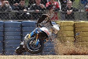 MotoGP Новость Лоренсо назвал аварию Миллера на тренировке знаком свыше