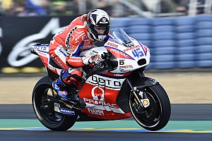 MotoGP Practice report Le Mans MotoGP: Redding tops FP3, Pedrosa and Lorenzo slowest