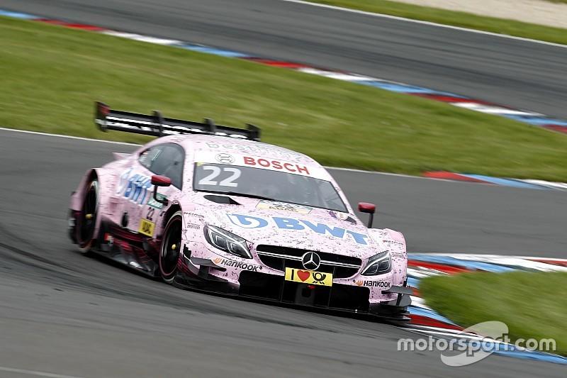 DTM 2017 am Lausitzring: Lucas Auer dominiert für Mercedes