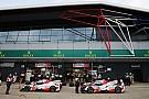 WEC Toyota удержала лидерство в финальной тренировке WEC