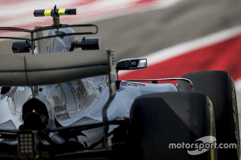 FIA потребовала от Mercedes доказательства безопасности Т-крыла
