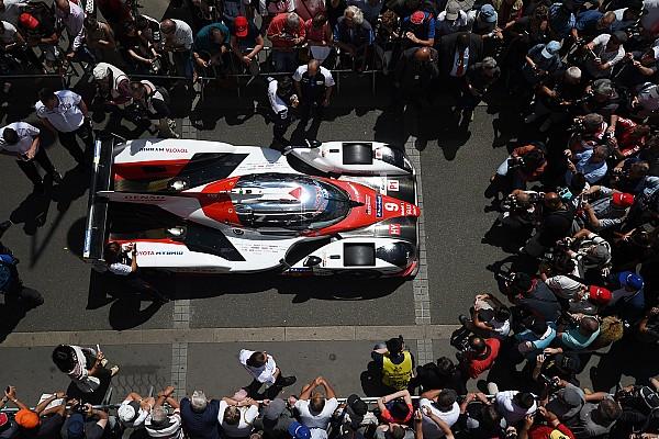 Le Mans BRÉKING Le Mans: a Toyota szerint nehéz lenne tagadni, hogy favoritként indulnak