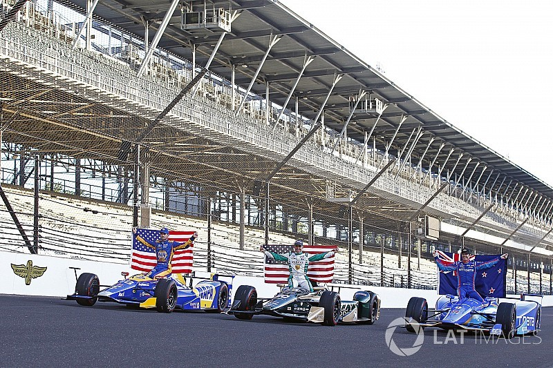 [IndyCar] 印地赛车在对椭圆赛道排位赛形式做出调整