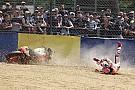MotoGP 【MotoGP】マルケス「リタイアの前からバイクは少し不安定だった」