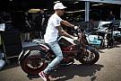 Хэмилтон выразил желание протестировать мотоцикл MotoGP