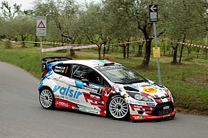 Campionato Italiano WRC Gara Stefano Albertini e Danilo Fappani conquistano il 41° Rally Mille Miglia