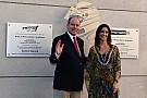В Монте-Карло открыли мемориал в честь Сенны