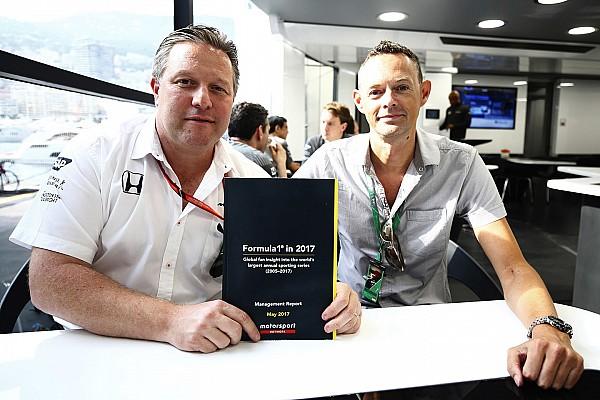 F1 Motorsport.com 新闻 《F1全球车迷调查》结果在摩纳哥公布