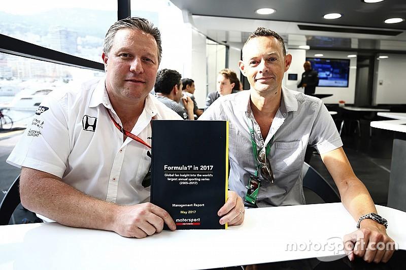 F1 Global fan survey results revealed at Monaco GP