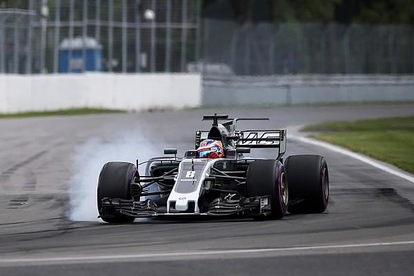Formule 1 Actualités Komatsu: S'adapter aux freins est