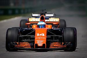 Formule 1 Preview McLaren-Honda redoute la ligne droite de Bakou