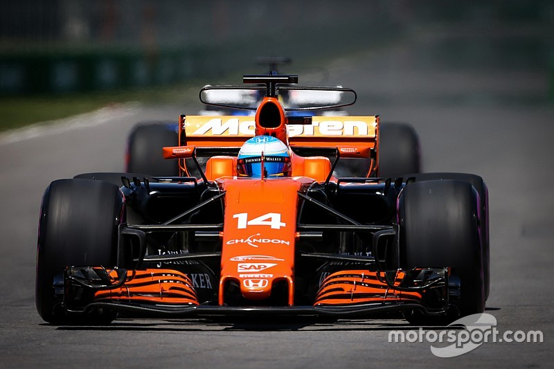 McLaren-Honda redoute la ligne droite de Bakou
